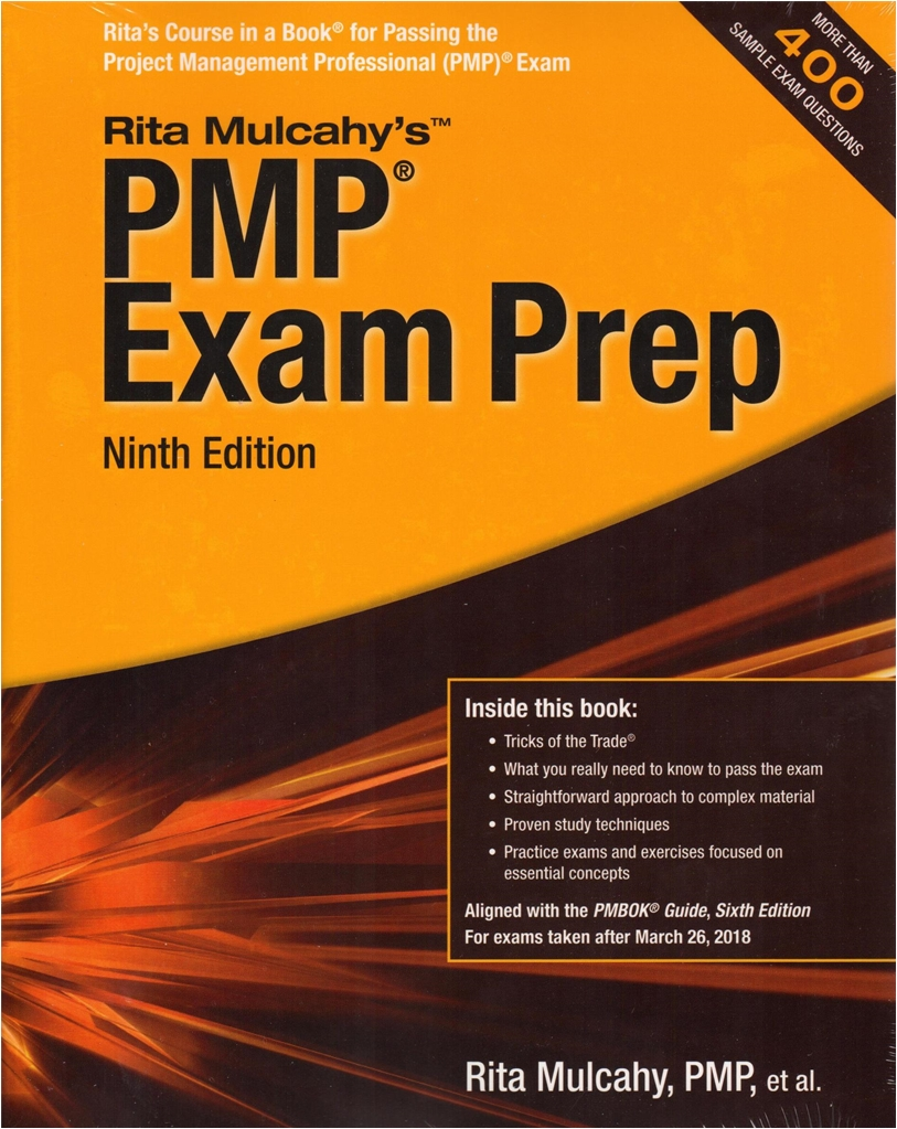 Pmp Certification Exam Preparation Course